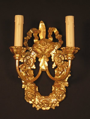 Biedermeier Applique