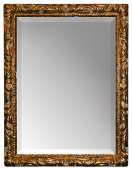 Carved baroque frame (SP 51)